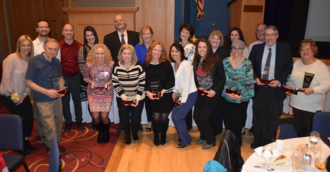 Huntley's influential leaders recognized at annual District 158 awards ceremony