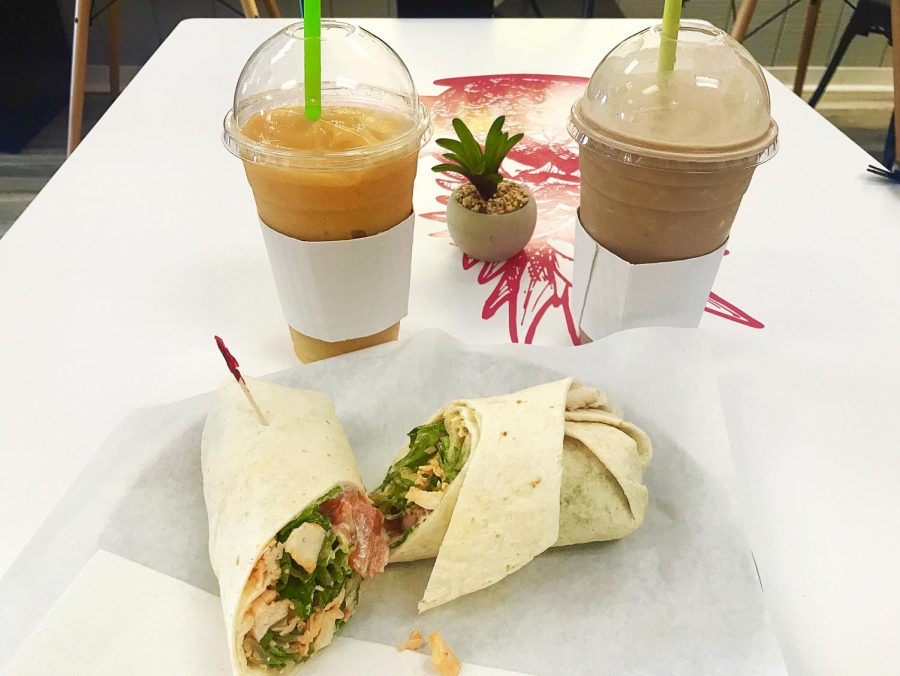 Smoothology Cafe leaves impression with flavor and atmosphere
