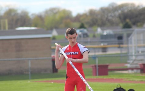 Boys Track and Field, 5.10.19 by Zach Isenegger