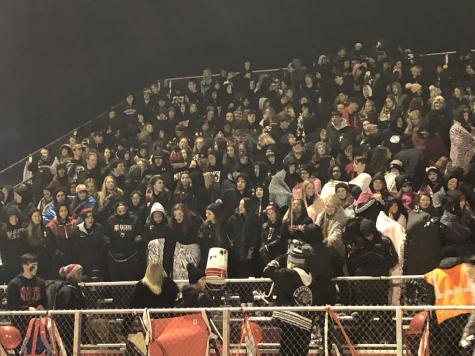 Raiders bring the heat on a frigid Homecoming night