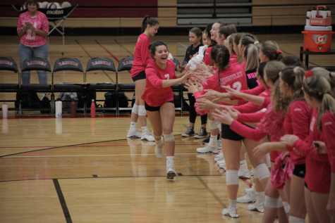 Huntley volleyball remains undefeated