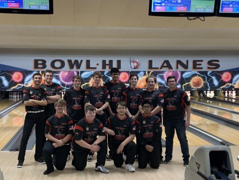 Bowling team does not give up