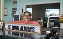 Mary Holzkopf: owner of a truly blessed Little Kitchen