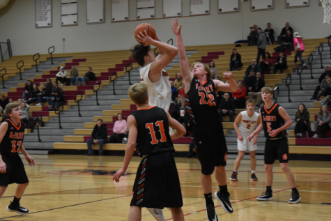 Boys Basketball Photographs, 12.11.19