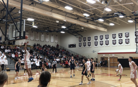 The Streak is Broken: Cary Grove vs. Huntley basketball game