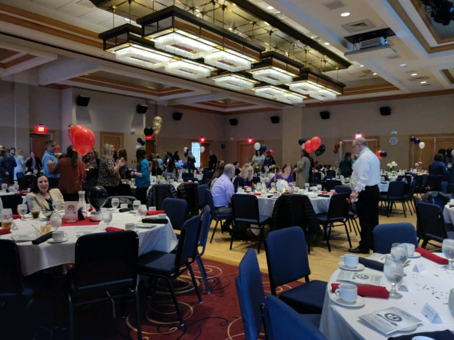 Employees+throughout+D158+are+recognized+for+their+excellence+at+recognition+banquet