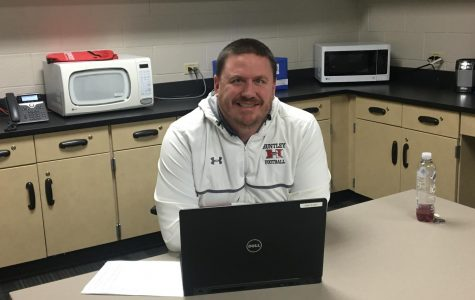 Bradley Aney: more than just a teacher