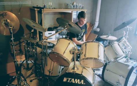 …to be a drummer