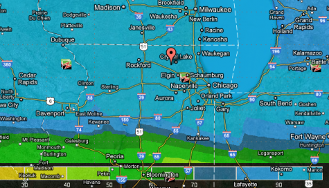 Winter Weather Center   UPDATE: All D158 activities cancelled