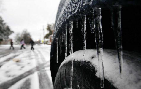 AUDIO: Coverage of Winter Storm 1/12-1/13