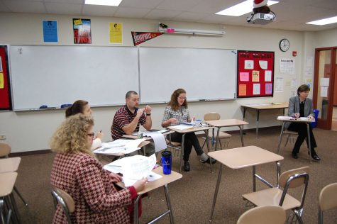 Huntley 3000 Committee discusses educational plans for future student population
