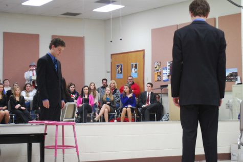 Regional speech team prepares for post-season competitions