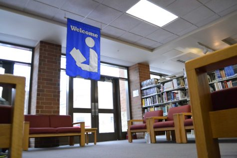 Volunteering in library has been limited in recent years