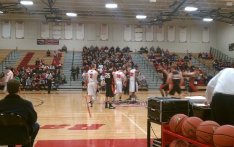 Huntley rolls, advances to regional championship game
