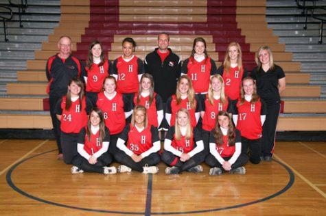 Girls softball team keep spirits up, despite 5-17 record