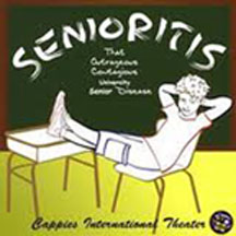 Senioritis is the lastest plague infecting all upperclassmen in high schools throughout the nation.