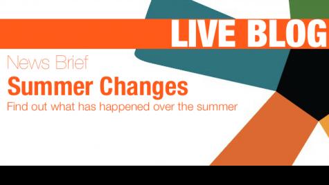 [Updated] Summer Changes
