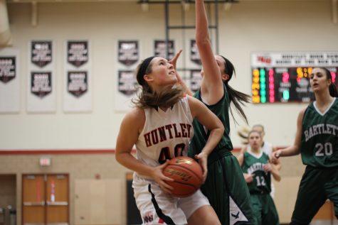 Girls basketball stomps Bartlett in season opener