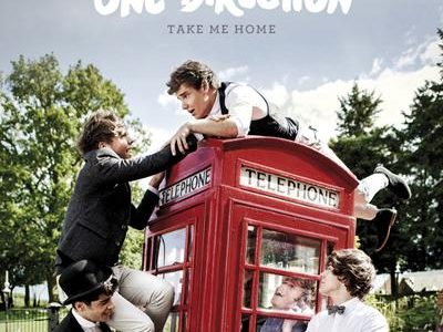 One Direction's album Take Me Home is a Hit