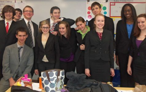 Making Huntley High Speech Team History