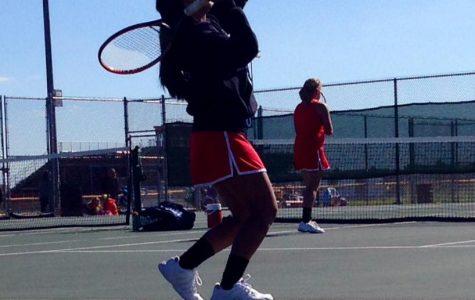 Girls tennis wins the Spirit of the Northwest tournament