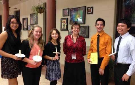 NHS welcomes new members, changes