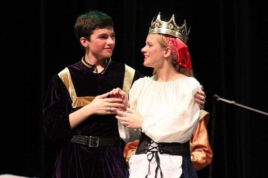 GALLERY: Huntley High School presents Cinderella