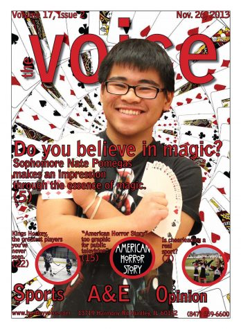 The Voice: Volume 17, Issue 2