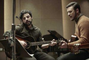 Oscar Isaac and Justin Timberlake. (MCT Campus)