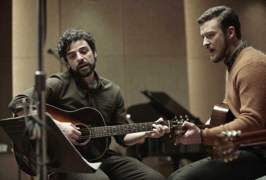Oscar+Isaac+and+Justin+Timberlake.+%28MCT+Campus%29