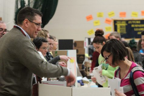 Electives showcase opportunities in a fair