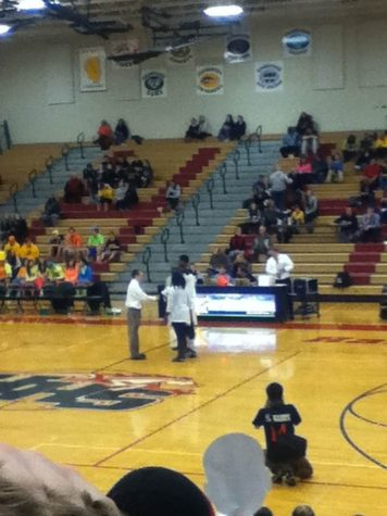 Boys basketball tops South on Senior Night