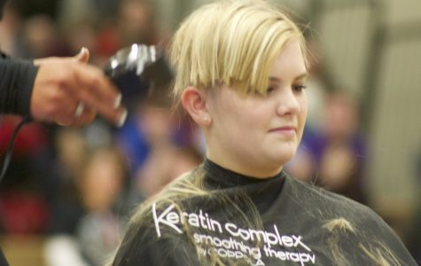 Students and faculty shave their heads for a great cause (Gallery)