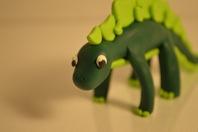 Fun Figures: Stegosaurus