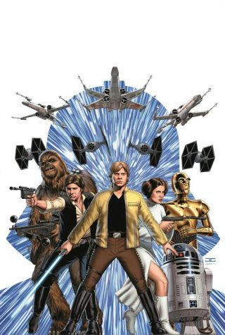 """Canon Purge,"" and New Star Wars Comics"
