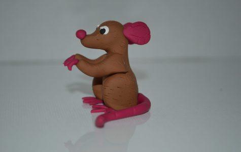 Fun Figures: Mouse
