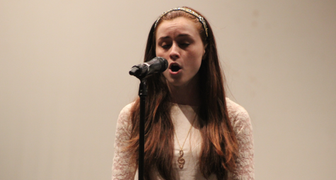 Choir students put on recital in preparation for statewide Solo-Ensemble contest