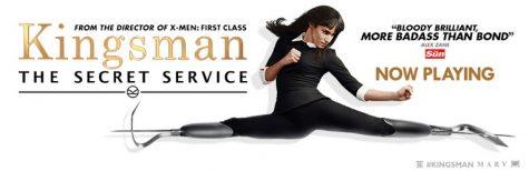 'Kingsman: The Secret Service' is simply breathtaking