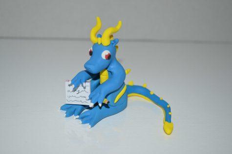 Fun Figures: Dragon
