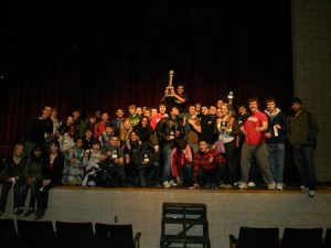 Math Team travels to Champaign to win state title