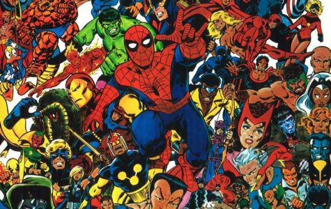 Comic Book Corner: A dying art