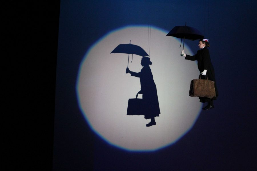 Mary Poppins Musical held in HHS PAC center (Photographed by: Sehba Faheem)