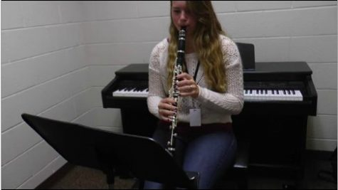 Interview with a Musician: junior Peyton Kerley