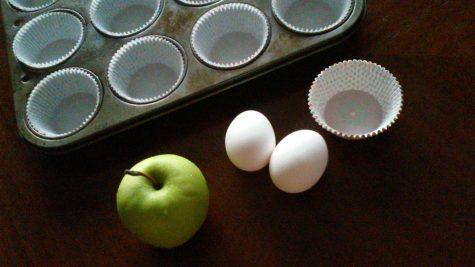 October's Recipe: Apple Muffins