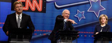 Political Blog: SNL's 'Democratic Debate Cold Open' Warms Hearts