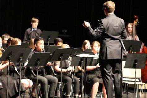 Huntley kicks off fall season with annual Fall Band Concert