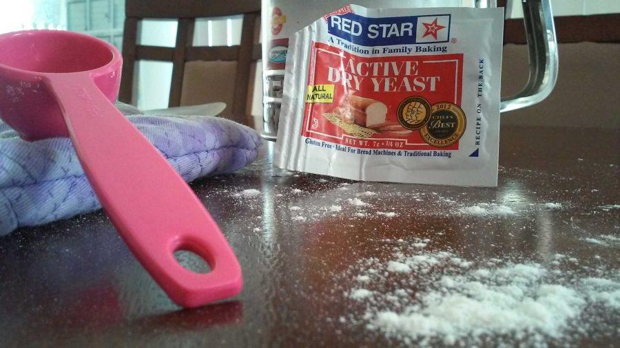 January's Recipe: Fresh Bread