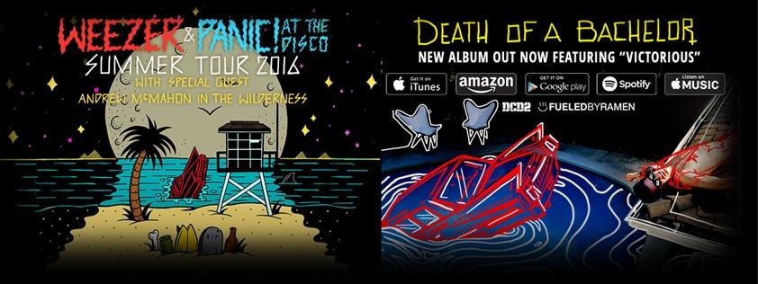 Panic! At the Disco! releases their new album
