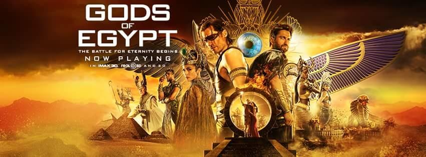 Gods of Egypt' fails to capture an intense plot – The Voice