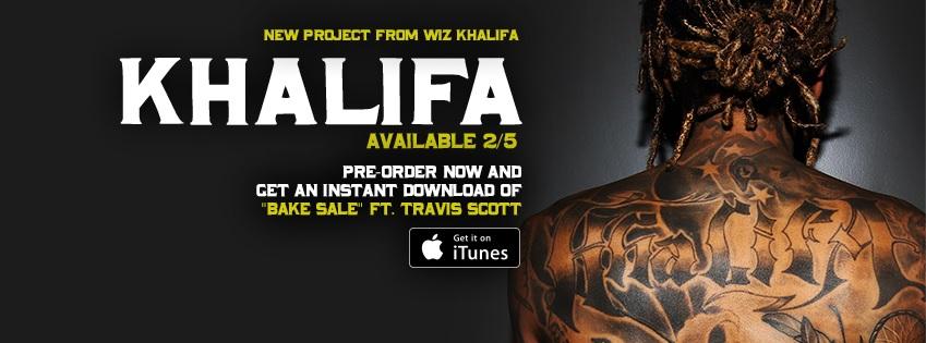 Wiz Khalifa Disappoints with New Album 'Khalifa' – The Voice